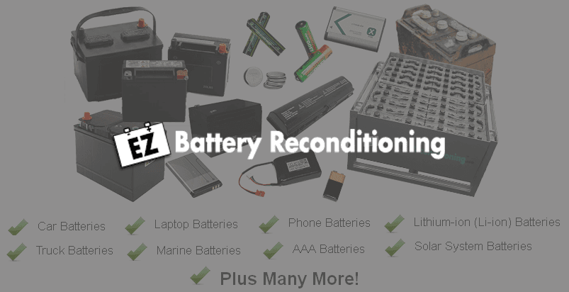 EZ Battery Reconditioning Review – Is Tom Ericson's Battery Reconditioning Method Scam?
