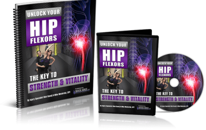 Unlock Your Hip Flexors Review – Is Rick Kaselj & Mike Westerdal Hip Flexors Unlocking Guide Scam?