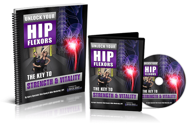 Unlock Your Hip Flexors Review – Is Rick Kaselj & Mike Westerdal Hip Flexors Unlocking Guide Scam?