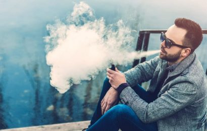 The UK Has More Vapers Per Capita than the US; There's a Reason for That