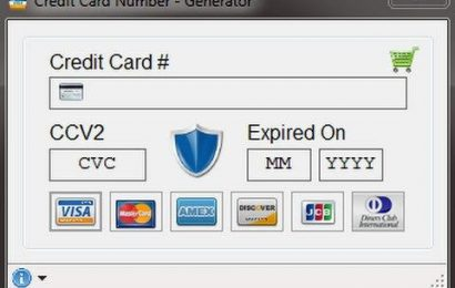 How To Use A Card Credit Card Number Generator Online?
