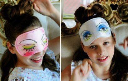 Creative and Interesting Sleep Mask Themes