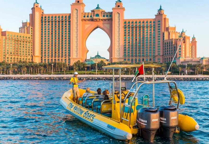 The Most Appealing Attractions Of Jumeirah