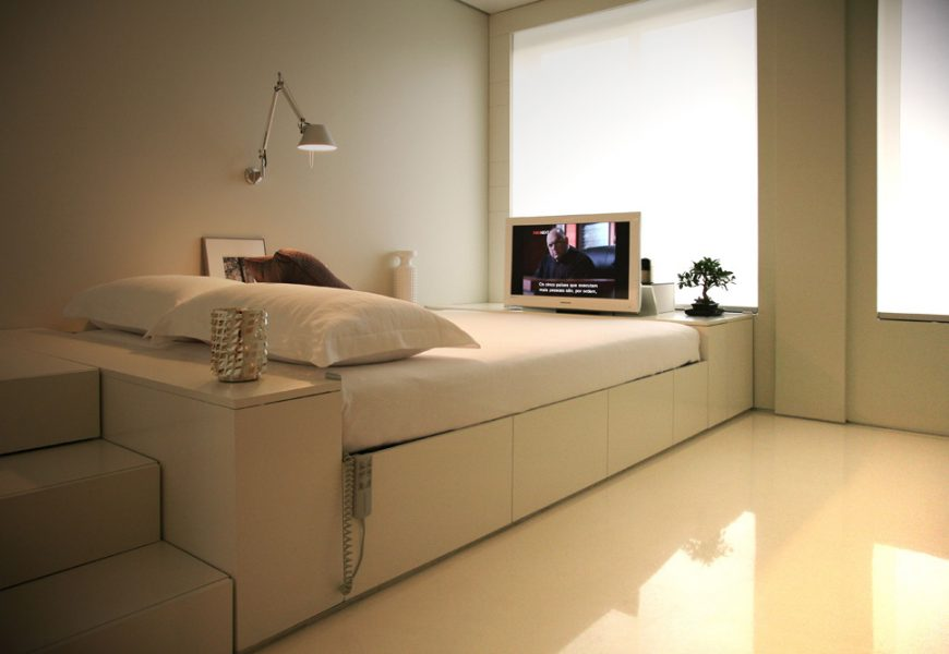 Tips to Take Advantage of the House of Small Space