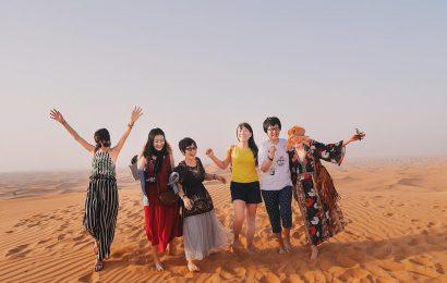 How To Prepare For The Dubai Desert Safari?