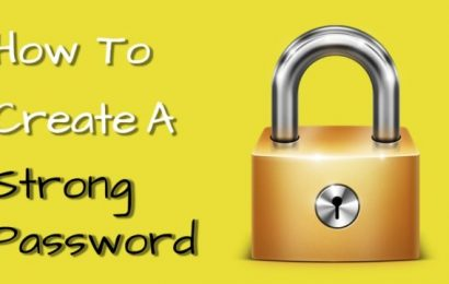 Discover the 4-Step Process to Make a Strong Password