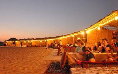 Why Do People Prefer Visiting Desert Safari Dubai?