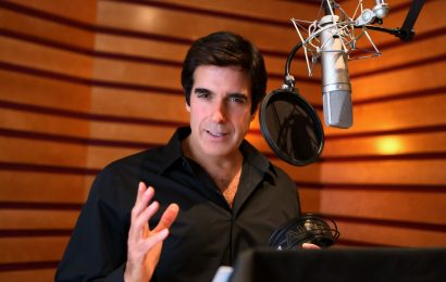 David Copperfield – The Legend Continues!