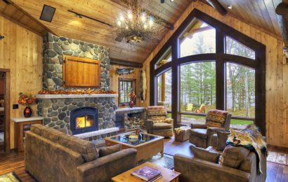 The Types of Log Houses and Cabins