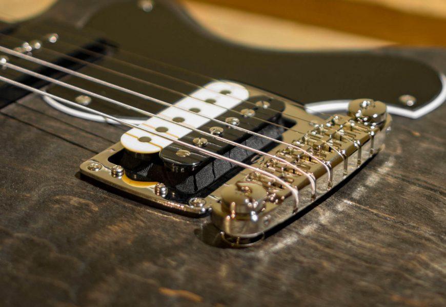 Discover Different Types of Guitar Bridges