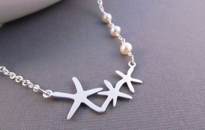 Starfish Pearl Necklace – A Simple Way to Have a Connection with Nature