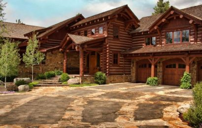 Why Do People Prefer Living In A Log House Today?