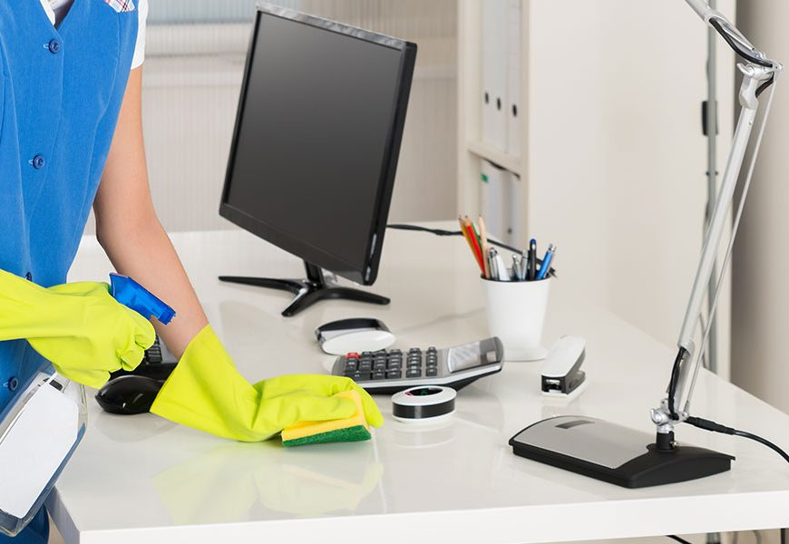 Best Tricks for Sanitary Cleaning in Offices