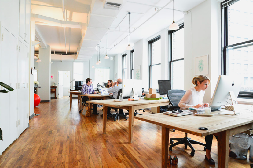 Benefits of Using a Serviced Office Space