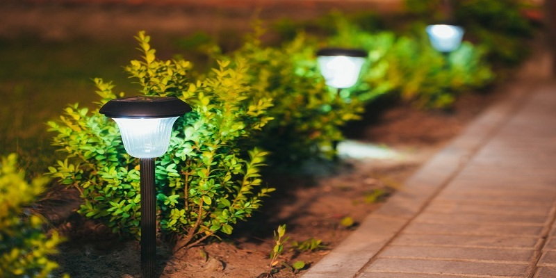 What are the Types of Solar Lights for Outdoors?