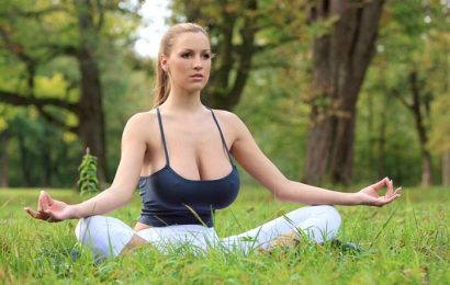 Meditation, Yoga & Tea